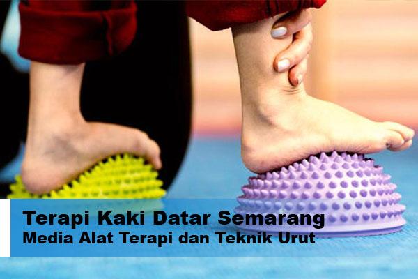 terapi kaki datar murah semarang